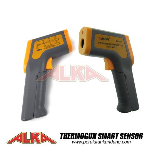 alat ukur suhu infrared, pengukur suhu infra merah, thermogun, termogun infrared